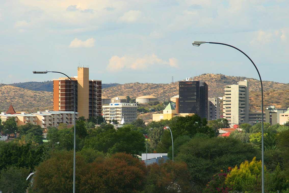 Von Otavi nach Windhoek