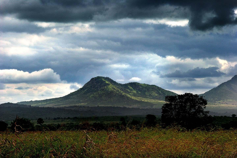 Nahe der Usambara-Berge
