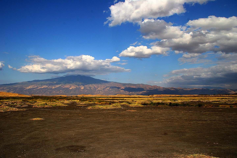 Am Fuße des Rift Valley