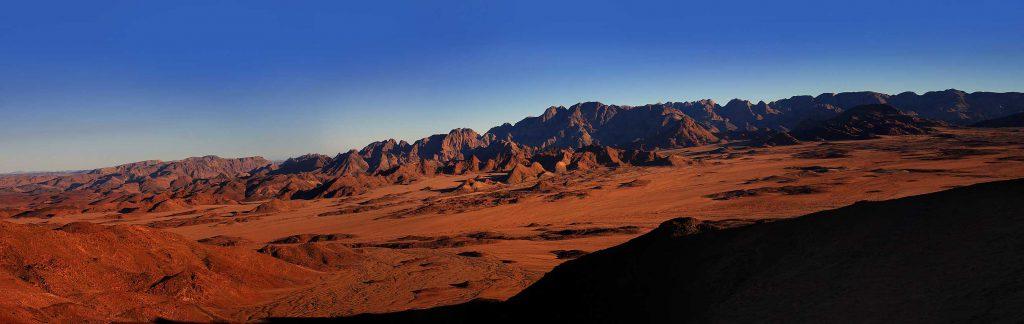 Panorama Richtersveld NP