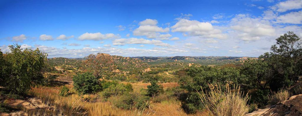Cecil Rhodes Felsen, Matobo NP