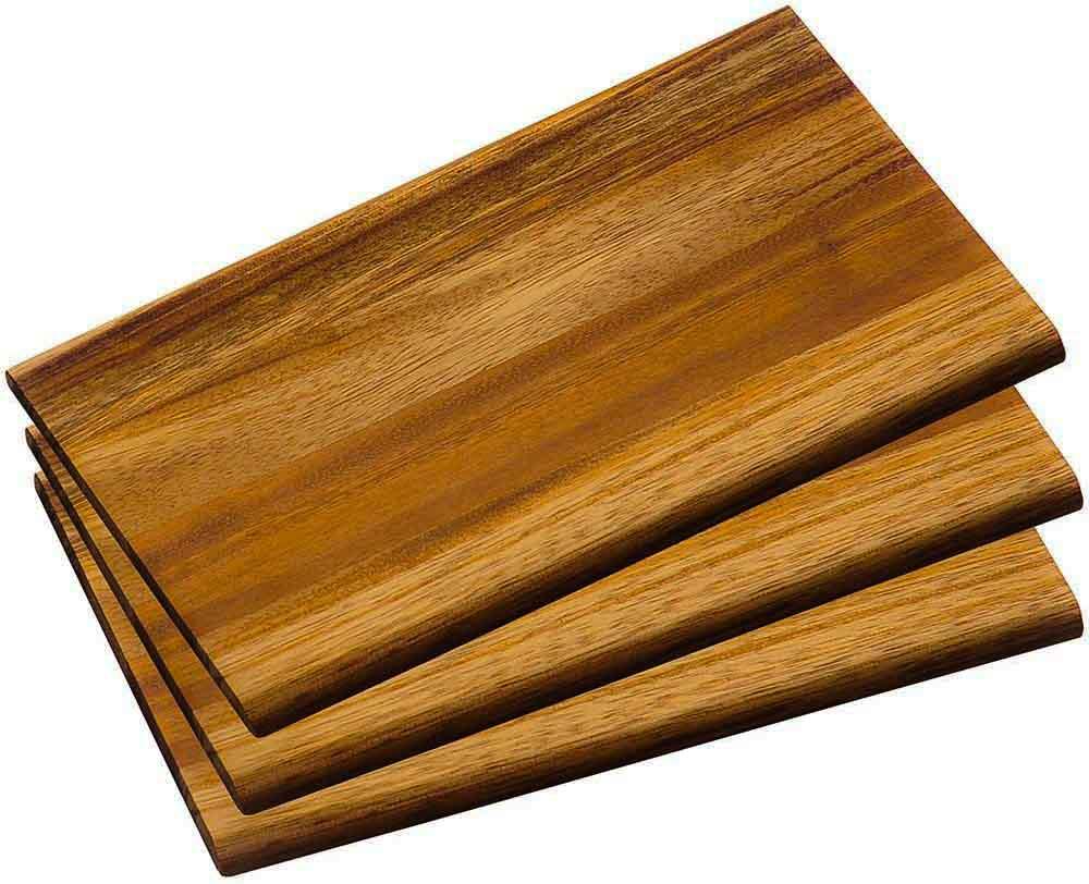 Frühstücksbrettchen aus Akazienholz