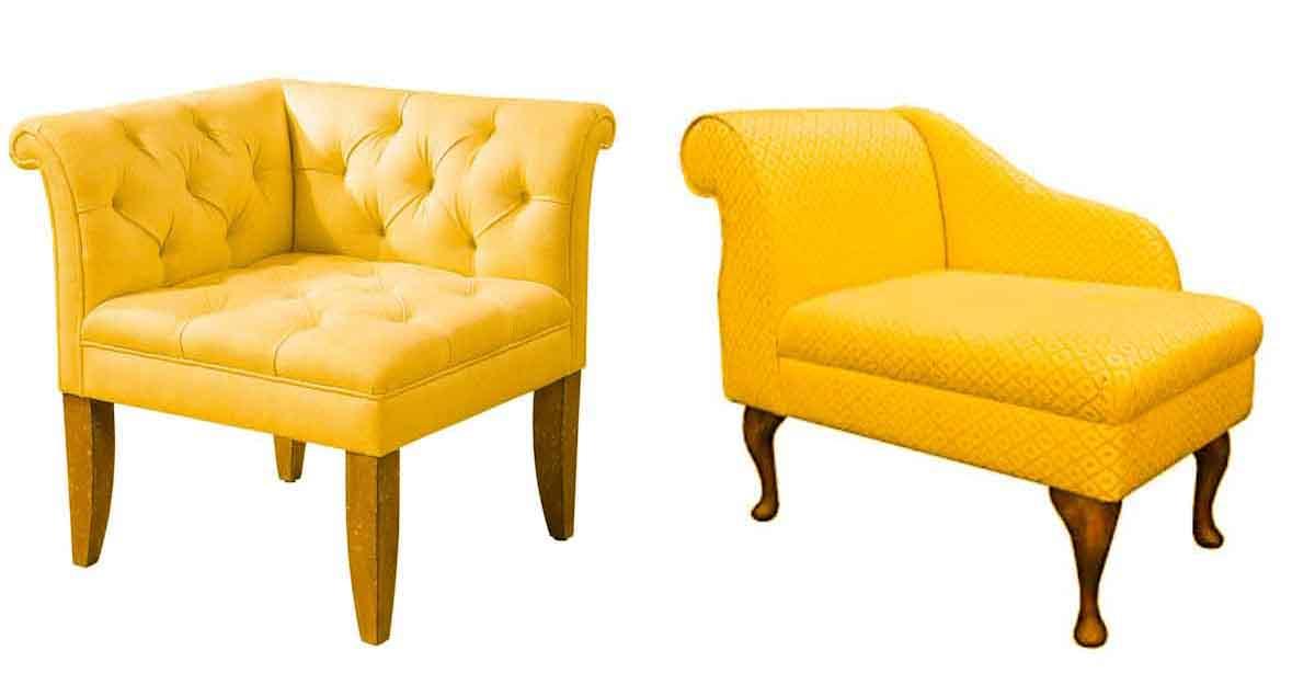 Eine Mischung aus beidem - Corner Chair und Chaiselongue - das wärs!