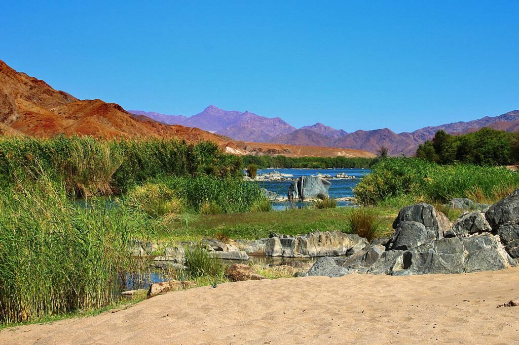 Richtersveld Nationalpark,