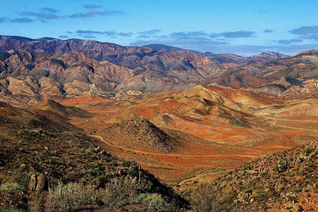 Richtersveld NP, Domorogh Pass