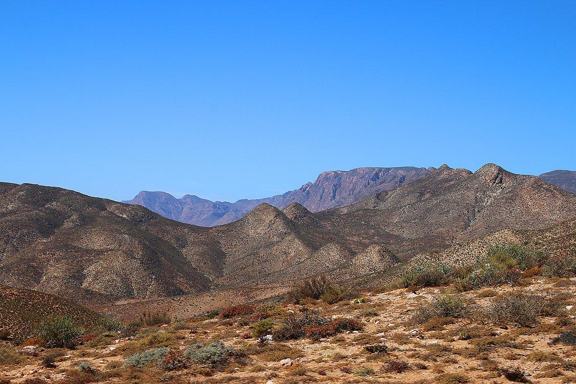 Quarzfläche Richtersveld Nationalpark