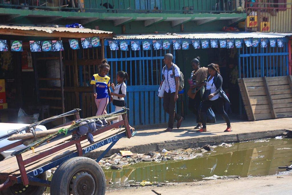 Letzte Etappe: Rückkehr nach Antananarivo