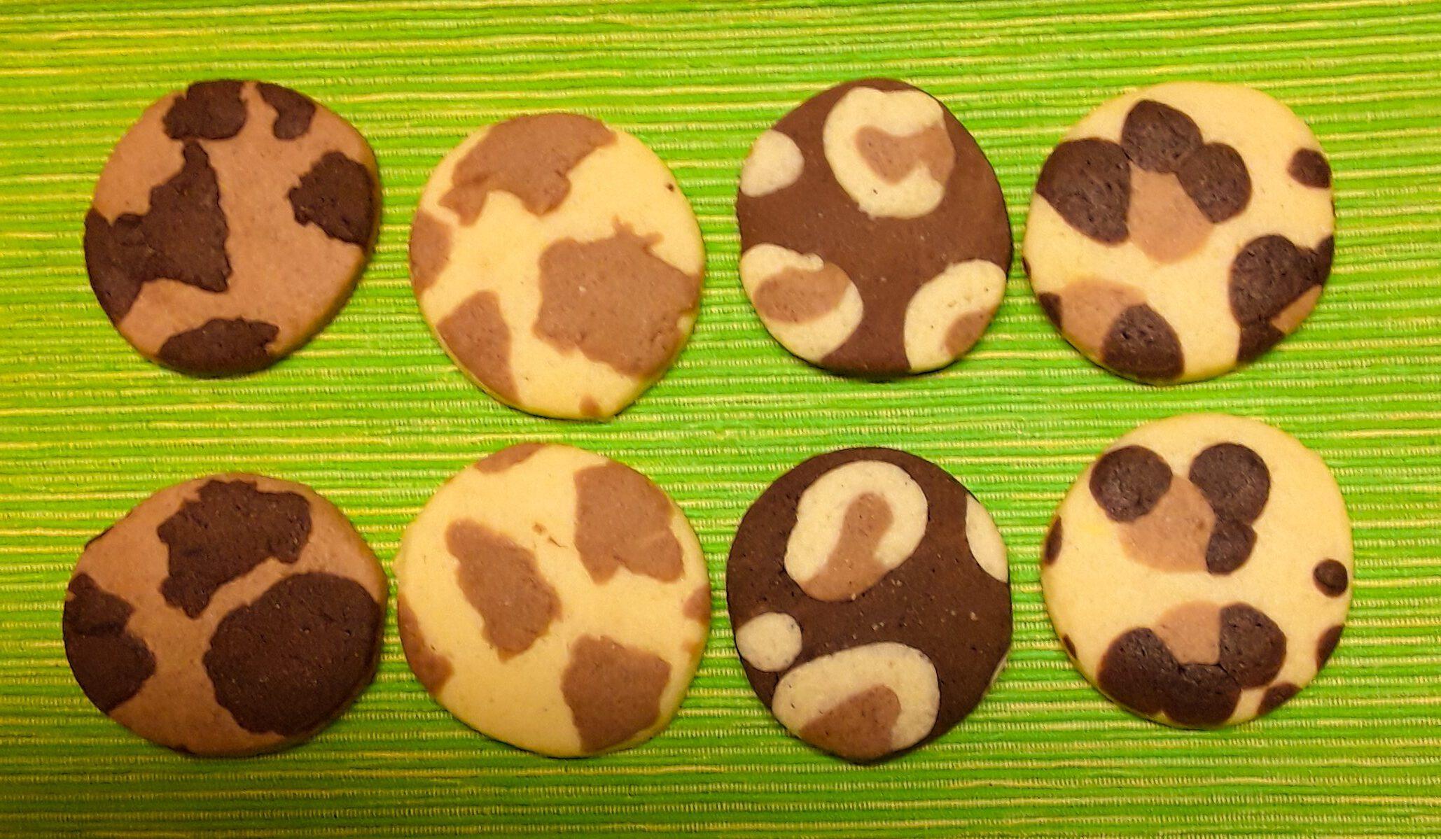 Leoparden-Kekse, Giraffen-Kekse