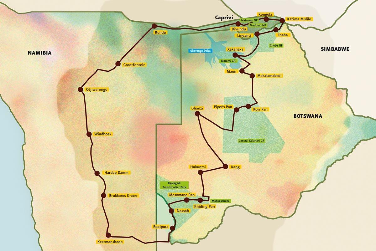Tourplan 2009